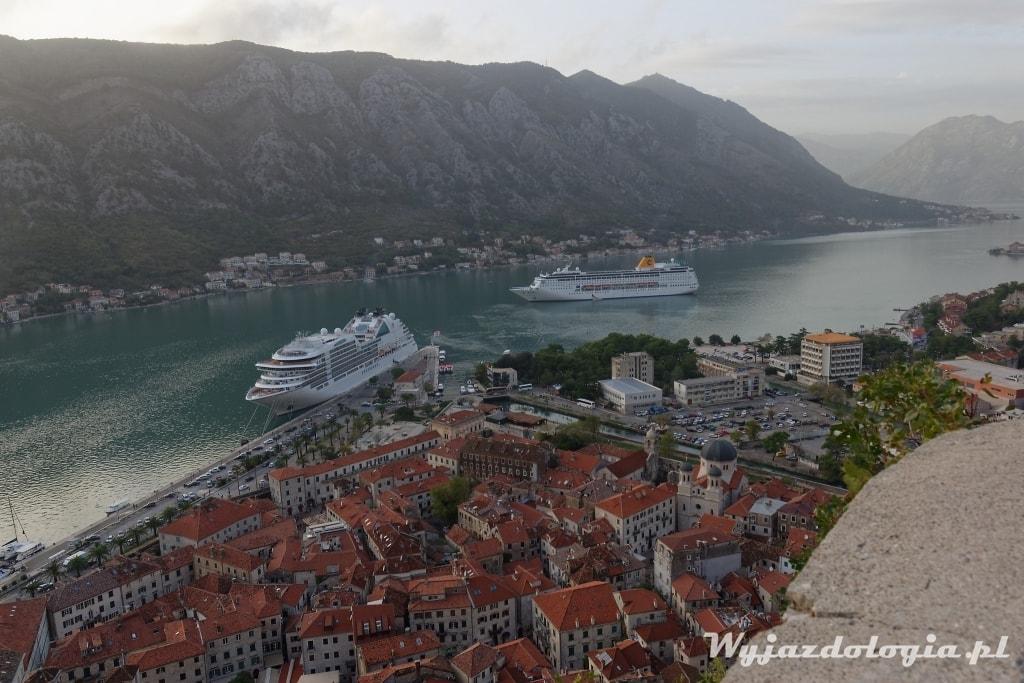 Czarnogóra noclegi gdzie spać