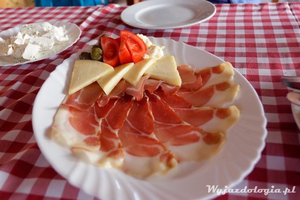 Czarnogóra Jedzenie