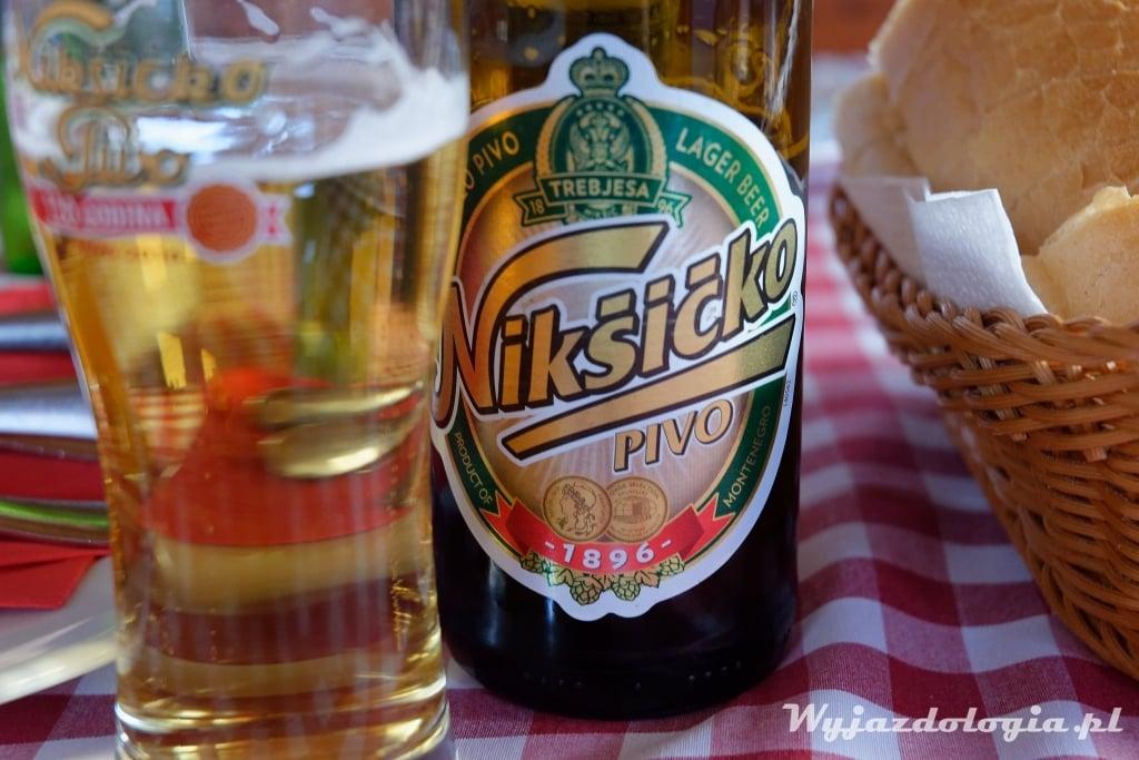 Czarnogora piwo