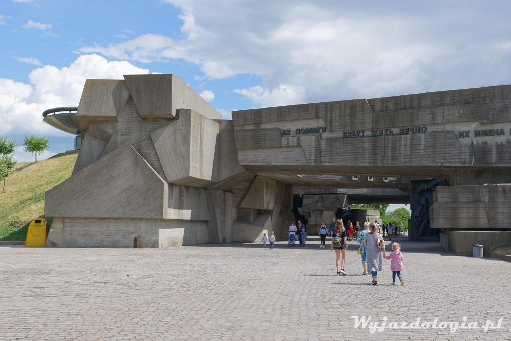 Kijów beton przewodnik