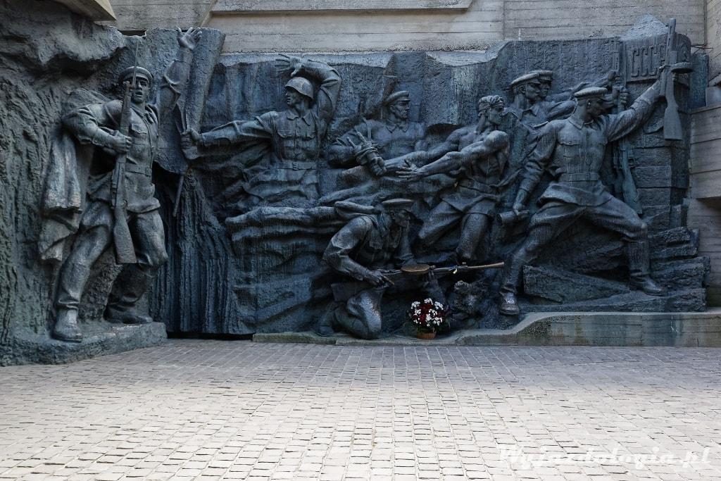 Kijów Muzeum Historyczne II Wojny