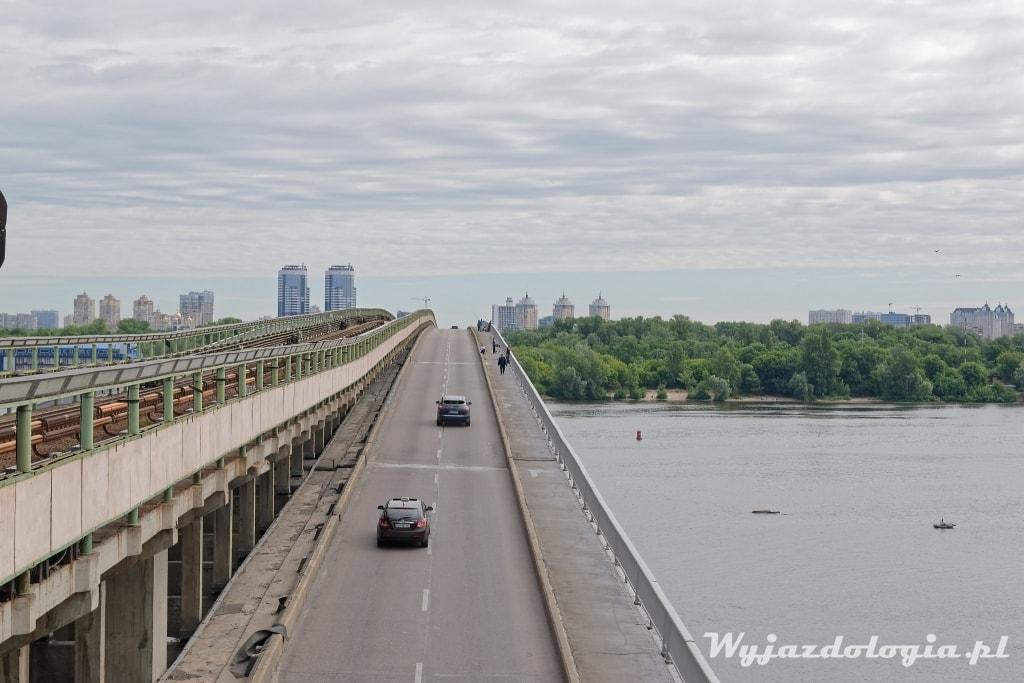 Dnipro Kijów atrakcje