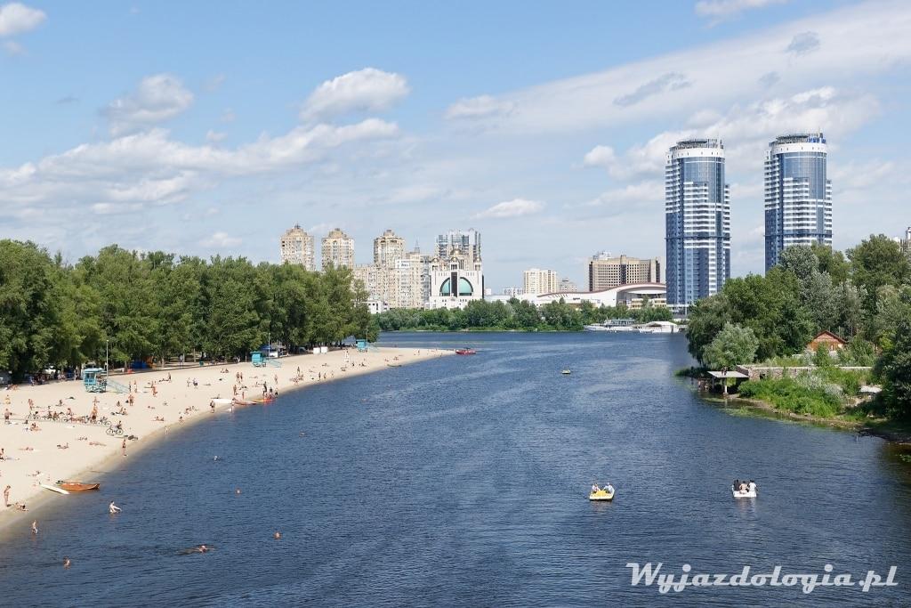panorama Kijowa przewodnik atrakcje