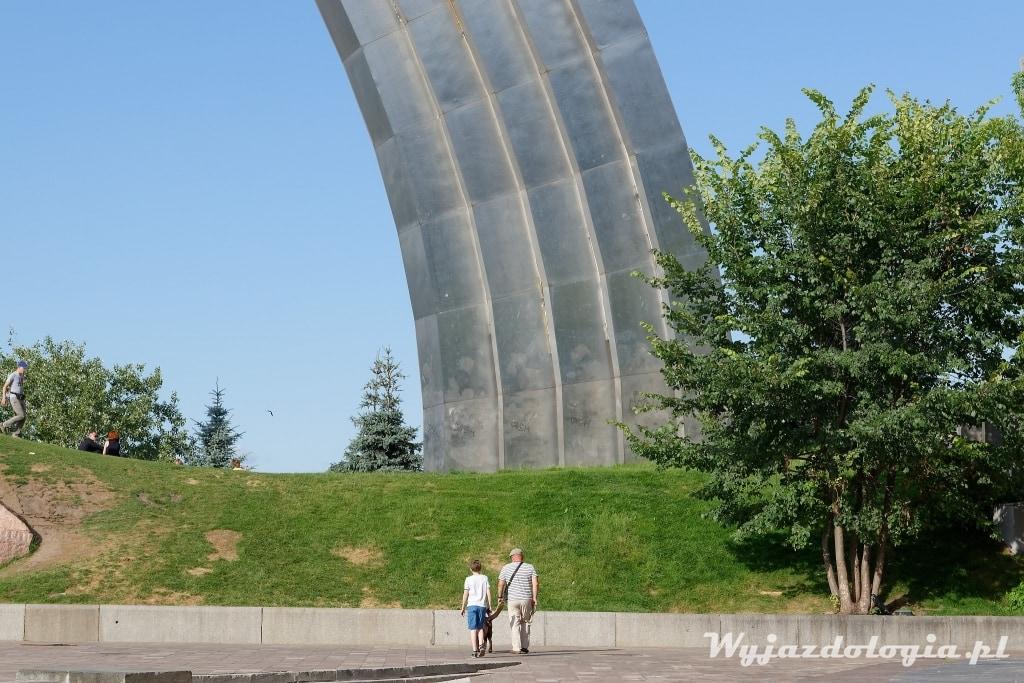 Kijów tęcza atrakcje