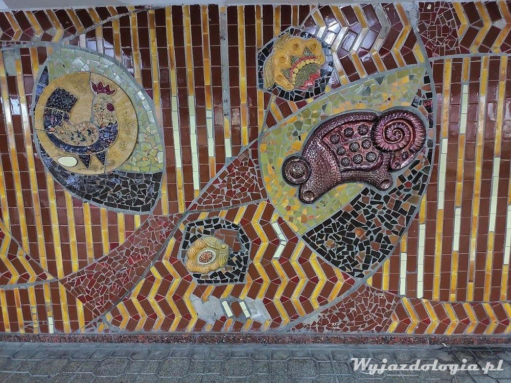 KIjów mozaika