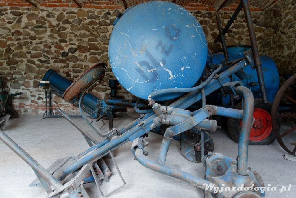 stara maszyna rolnicza