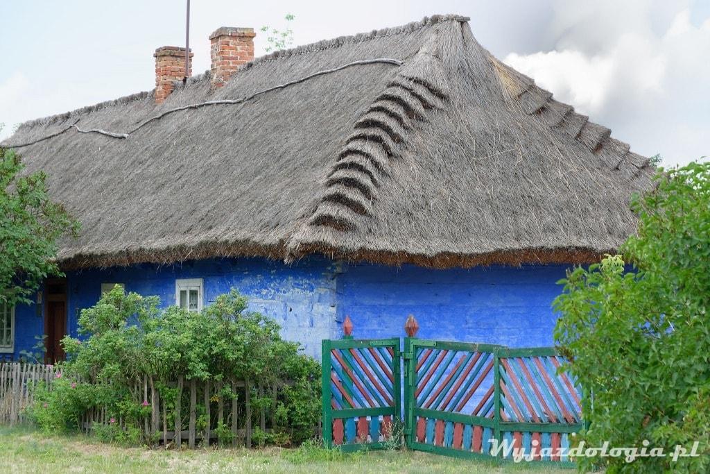 piękna łowicka chata