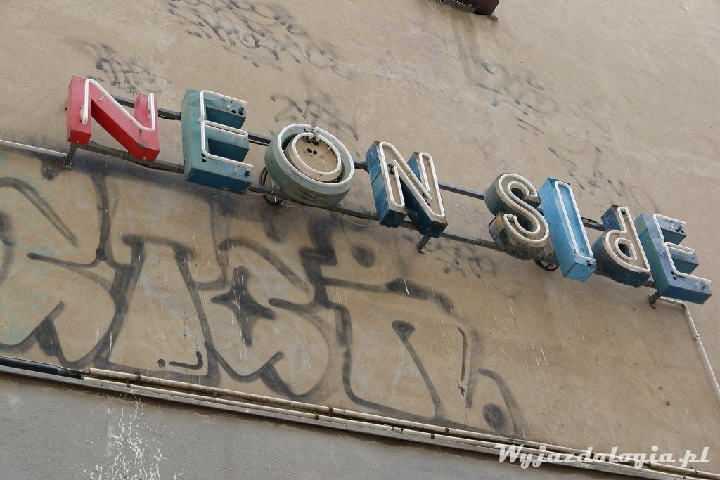 Wrocław Neon Side Gallery inne zwiedzanie miasta