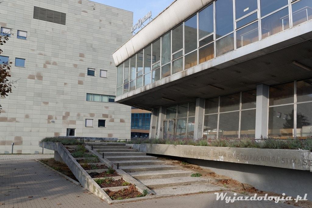 modernistyczne Audytorium Wydziału Chemii Uniwersytetu Wrocławskiego