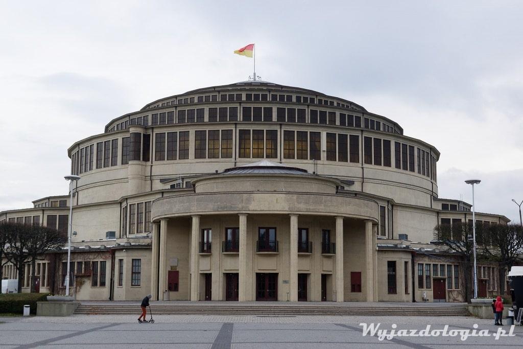 Hala Stulecia Wrocław Atrakcje