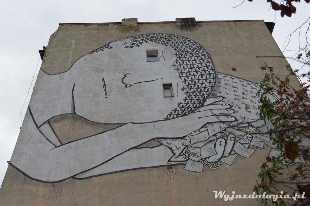 Mural Blu Wrocław