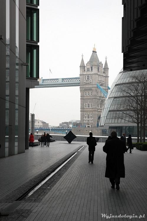 londyn w lutym
