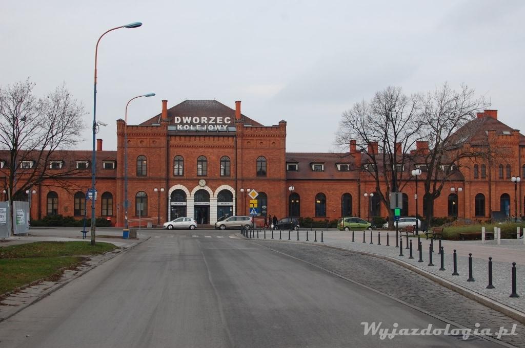 Dworzec w Skierniewicach