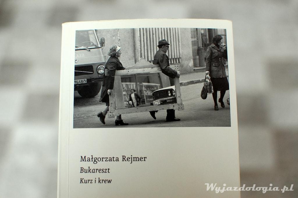 recenzja książki Małgorzaty Rejmer