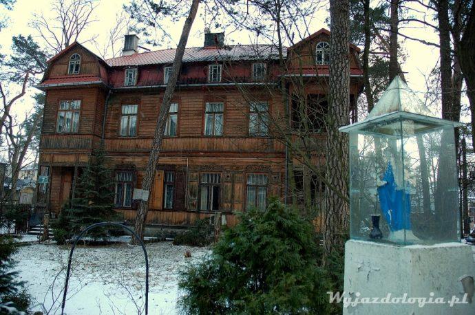 budynek komunalny w Otwocku