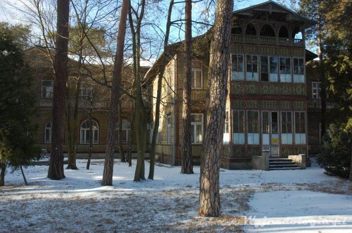Pensjonat Gurewicza w Otwocku