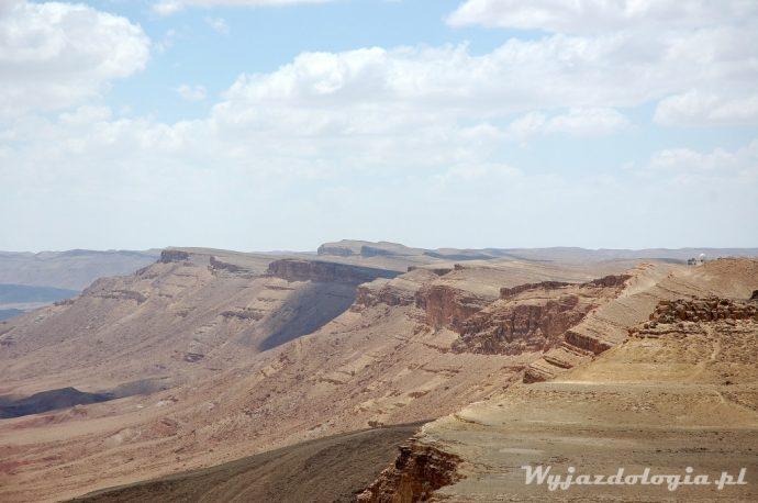 to krater Ramon w Izraelu