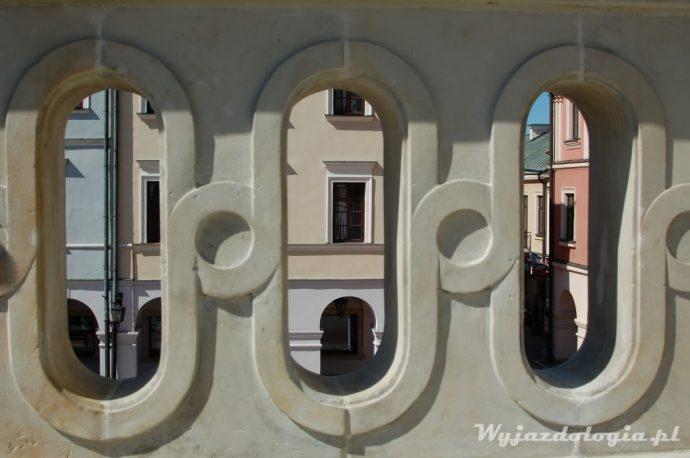 balustrada w zamościu