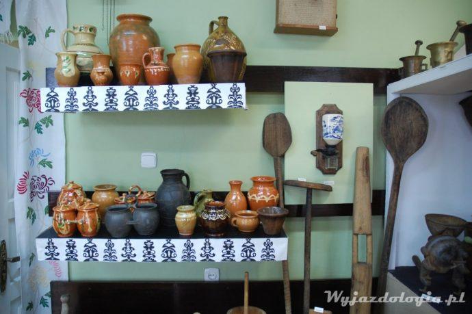 ekspozycja etnograficzna w muzeum w hrubieszowie