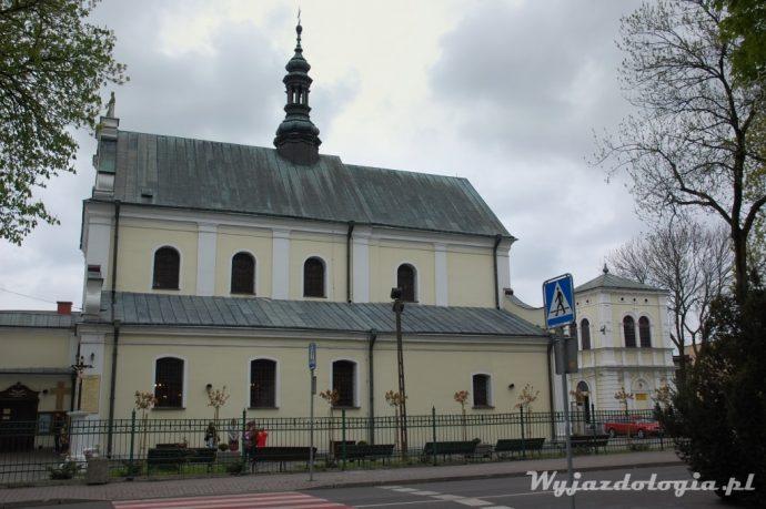 część kompleksu klasztornego w hrubieszowie
