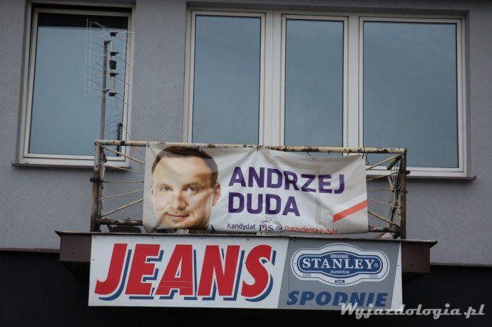 kampania wyborcza w hrubieszowie