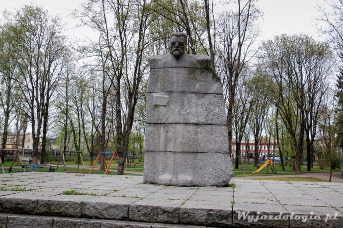 hrubieszów pomnik bolesław prusa