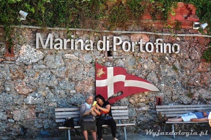 Portofino zwiedzanie
