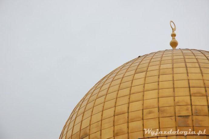 złota kupuła w jerozolimie