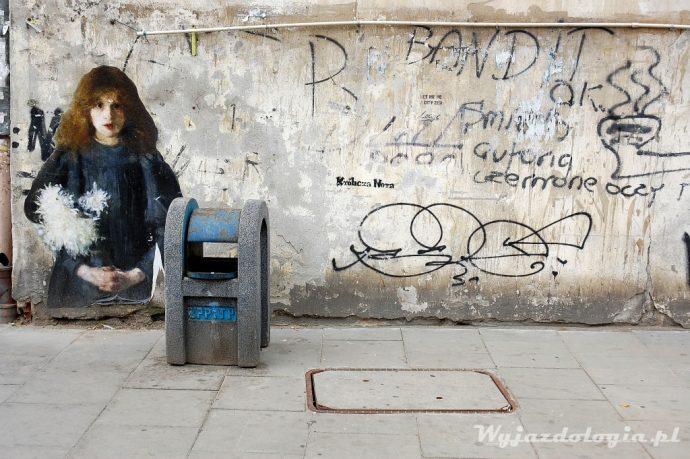 street art warszawa praga północ