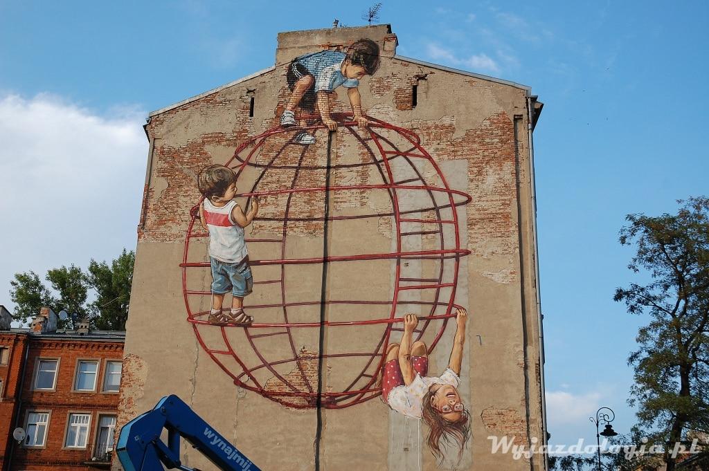 Murale Warszawa Praga