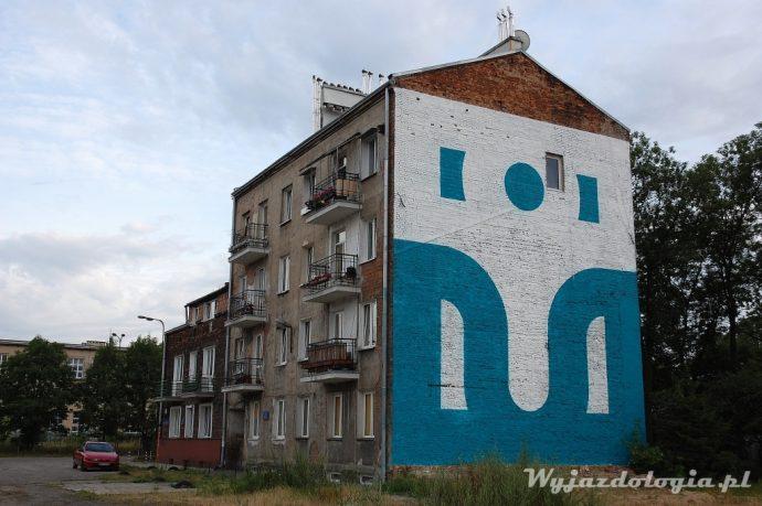 Mural, Warszawa Praga