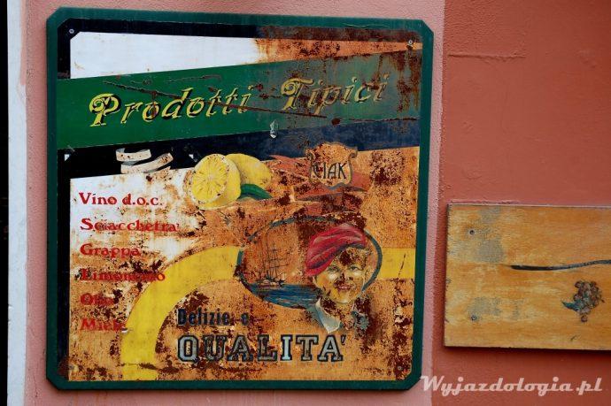 regionalne produkty z ligurii