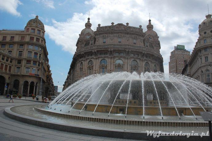 atrakcje genui piazza della ferrara