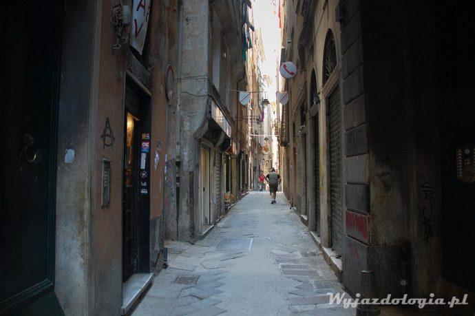 Genua ulice