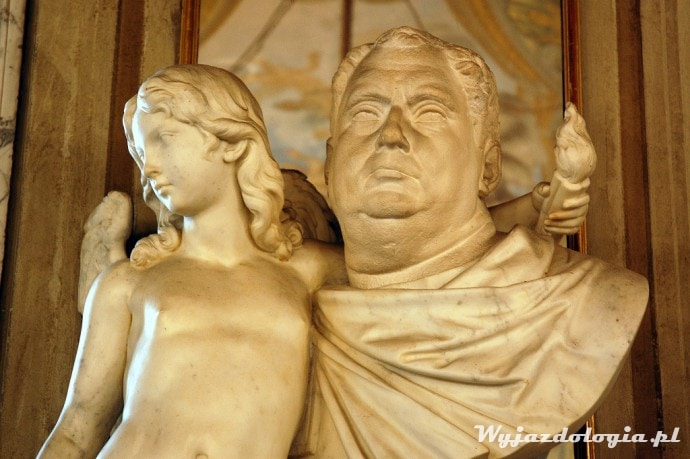 genua zwiedzanie pałacu