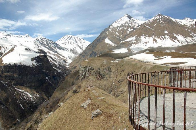 noclegi w gruzińskim kurorcie narciarkim gudauri