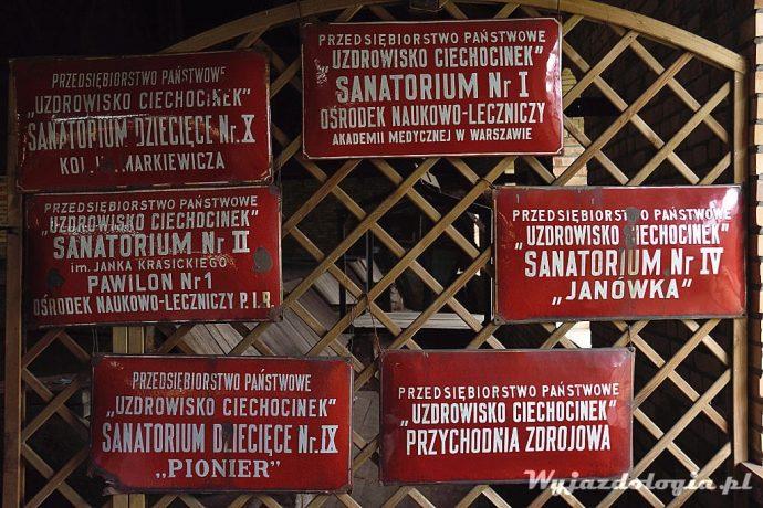 Sanatorium w ciechocinku
