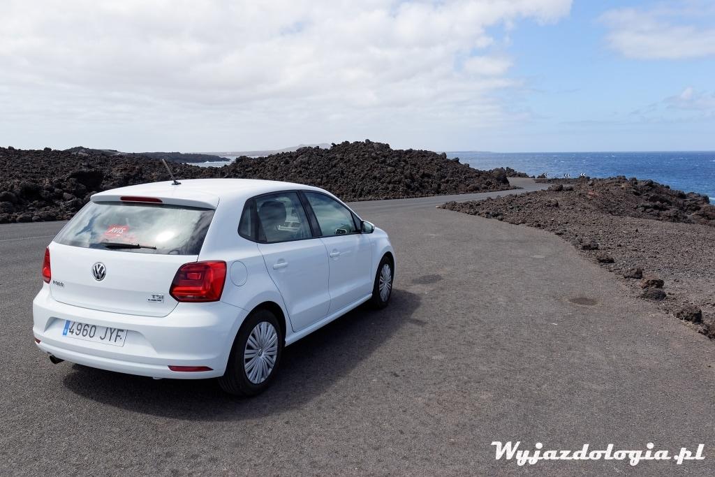 Lanzarote wynajem samochodu