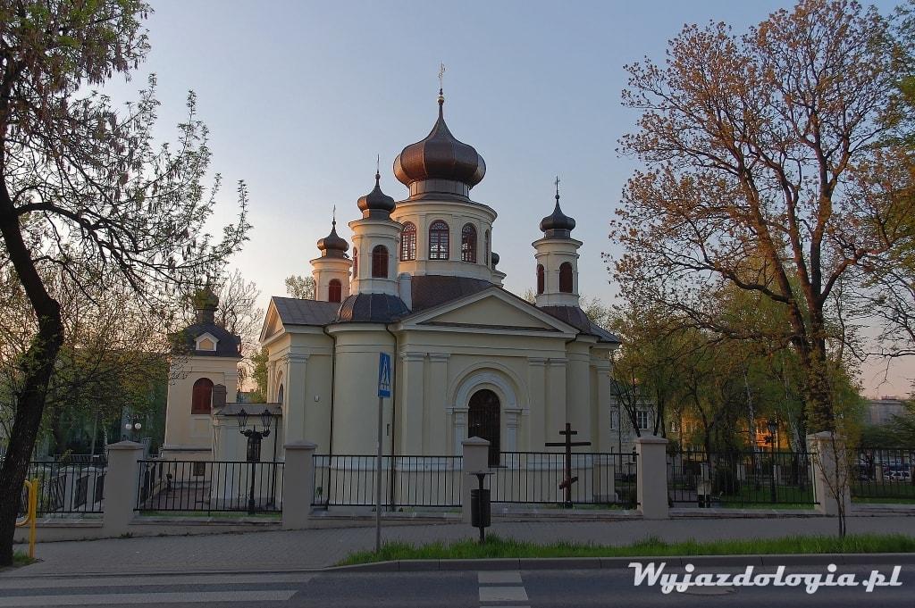 Chełm Cerkiew Prawosławna