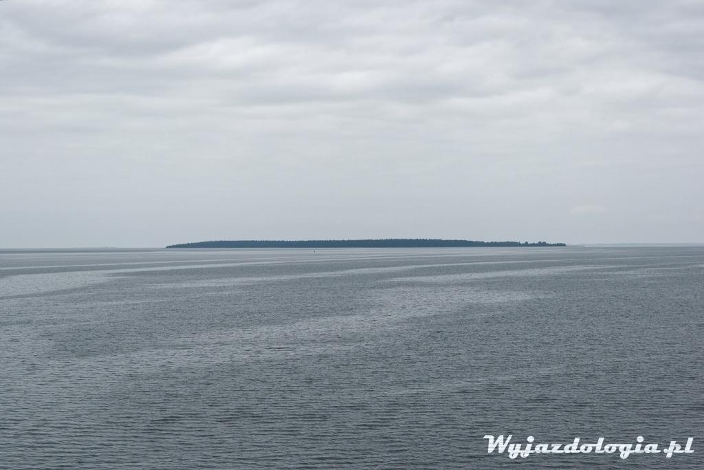 wyspa Sarema w Estonii
