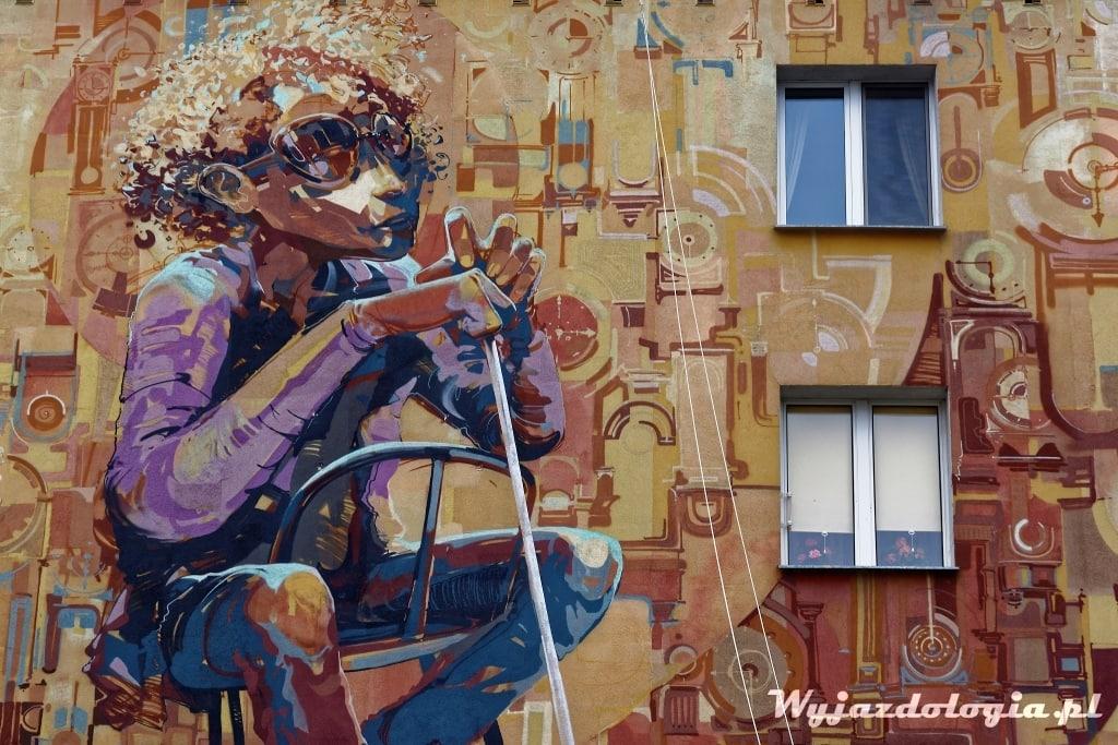 mural Lublin