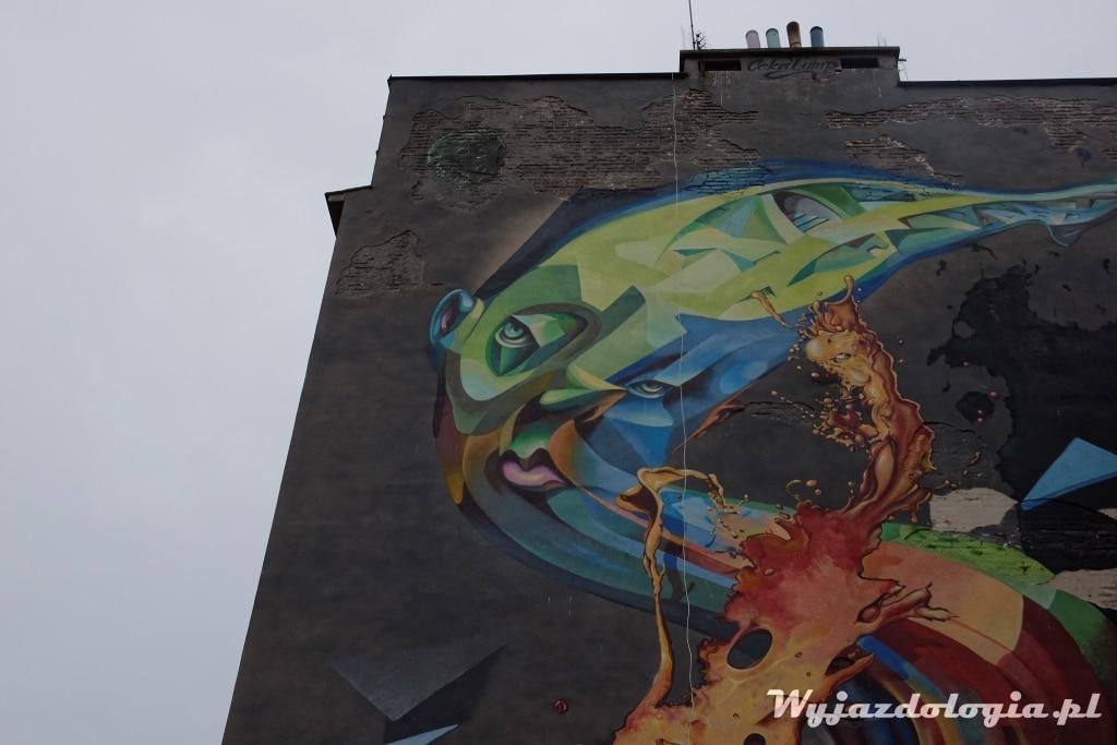 Lublin Mural Lipowa 3