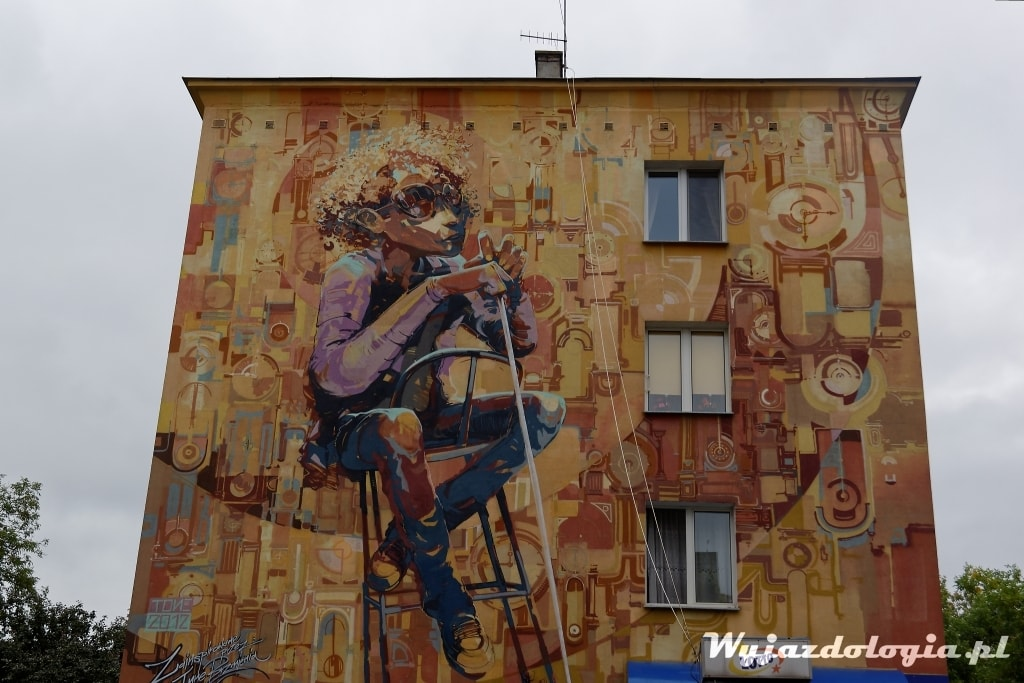 Lublin ulica Narutowicza 59