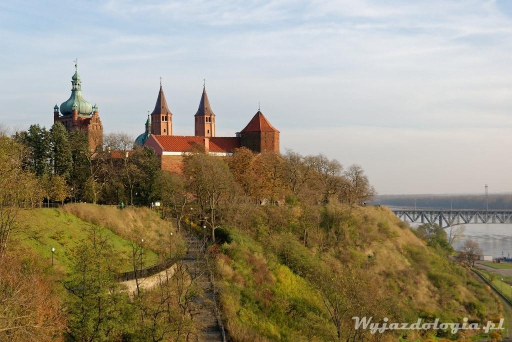 Atrakcje Wzgórza Tumskiego w Płocku