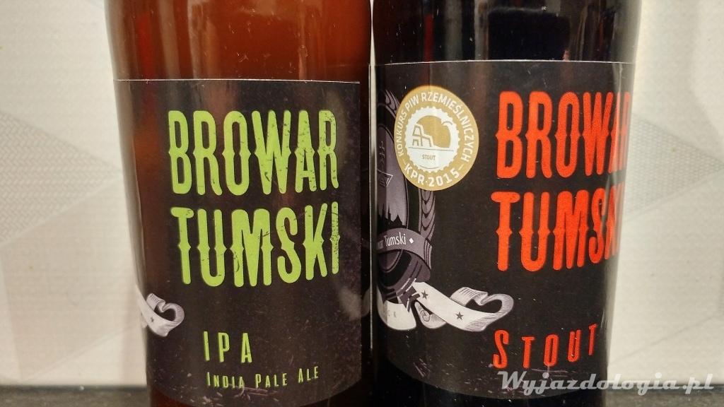 Płock piwo z browaru Tumskiego
