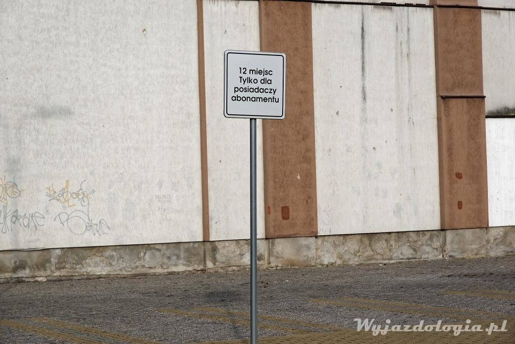 parking w Płocku