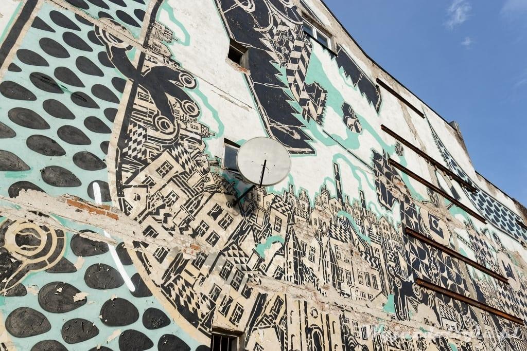 Tri-M mural Płock