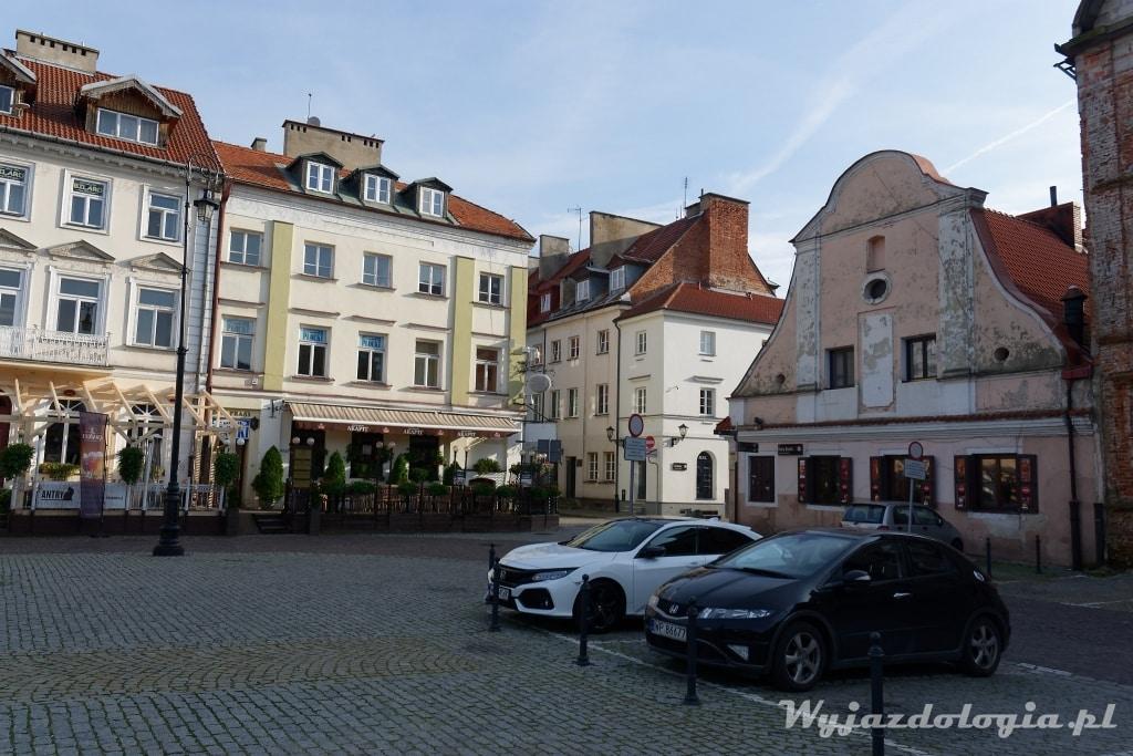 Rynek w Płocku