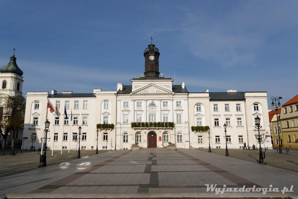 Ratusz w Płocku