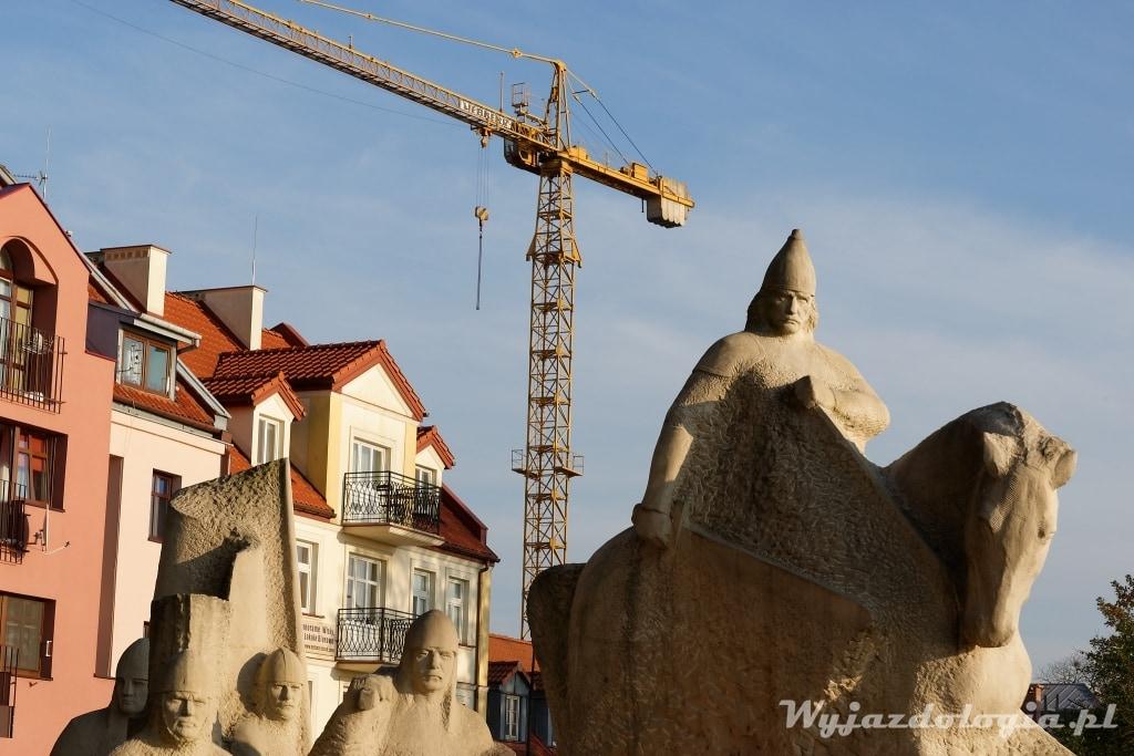 Pomnik Blesława Krzywoustego w Płocku